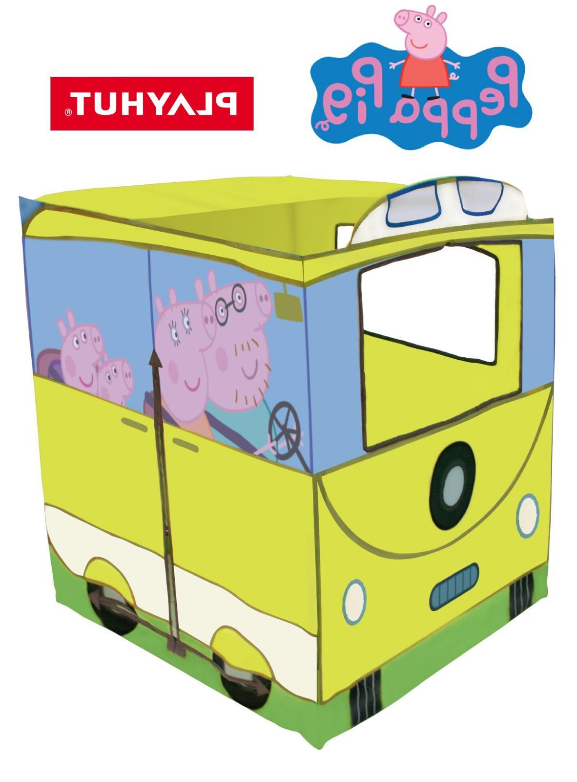 peppa pig ez vehicle play