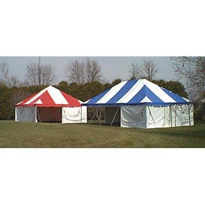 Celina Tent Pole Tent Package 20'X20' All White