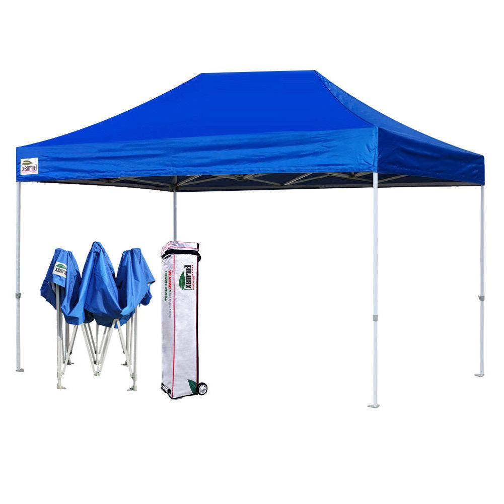 detailed look 9c67e d8b8f Eurmax Pop Up 10x15 Canopy BEYOND Commercial Patio