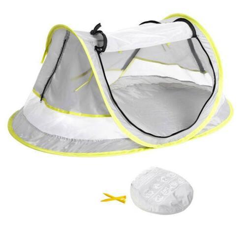 Baby Sun Tent Beach Shade Shelter Anti UV Outdoor Portable P