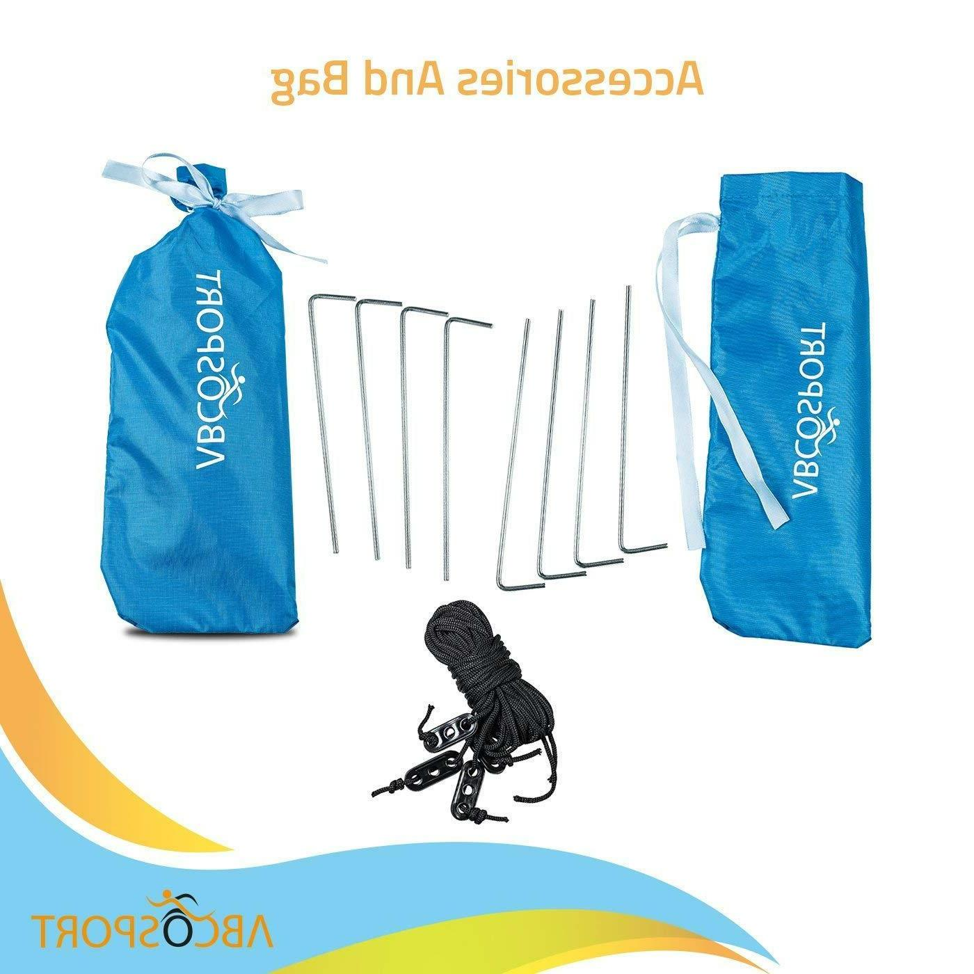 Instant Portable Beach Tent - 2