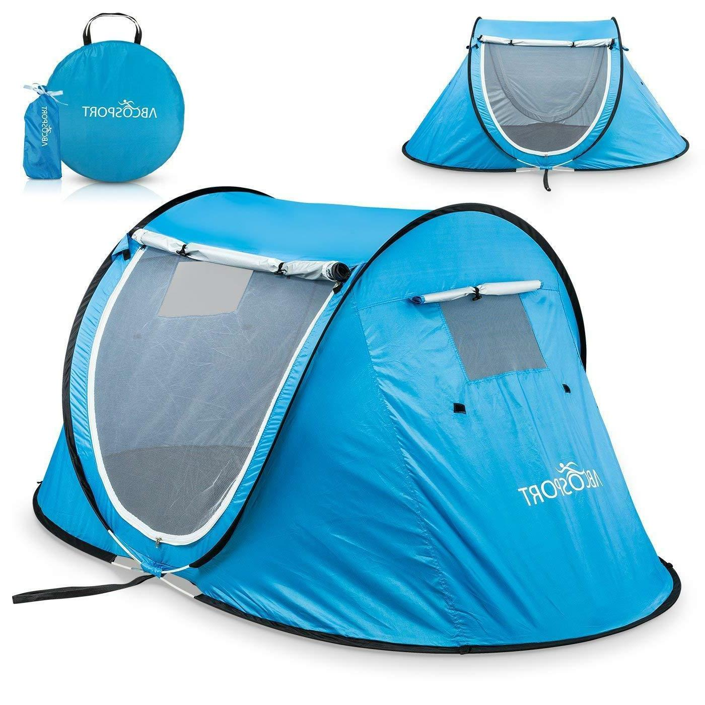 pop up tent an automatic instant portable