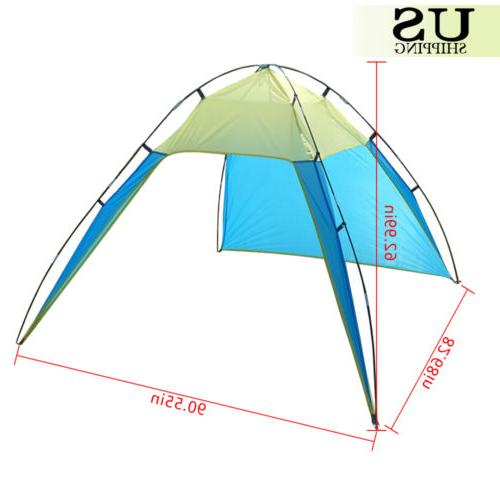 Shade Triangle Patchwork Shelter Camping Fishing