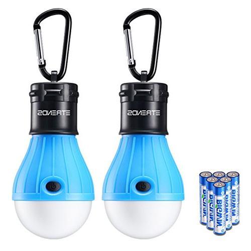 portable lantern tent light bulb