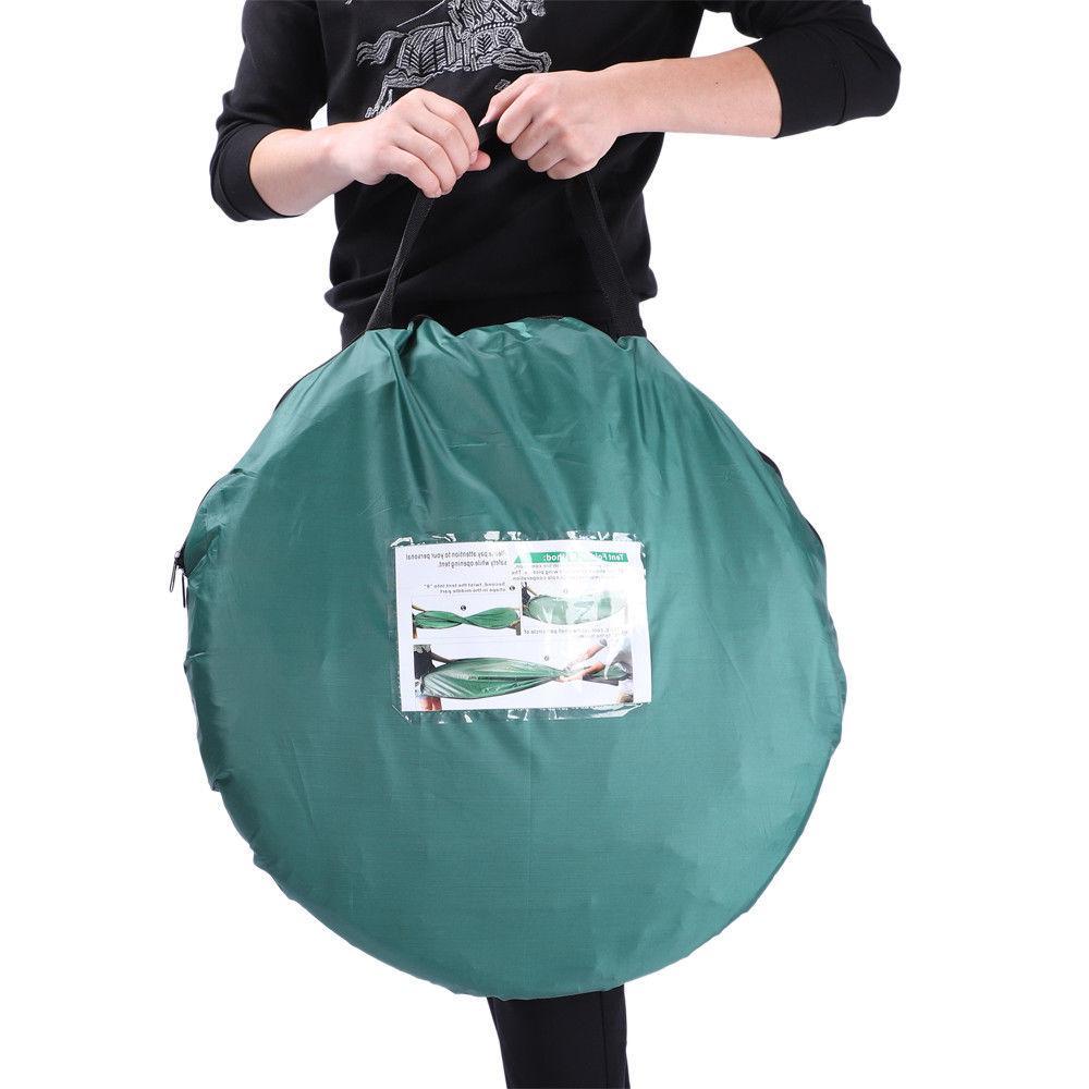 Portable Pop-up Dressing Shelter