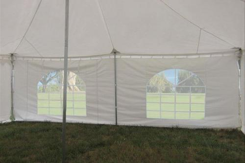 30'x20' PVC Pole - Canopy Shelter - Canopies