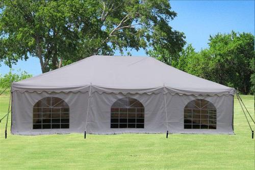 30'x20' PVC Pole - Canopy Shelter -