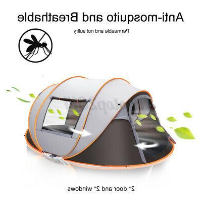 Quick-open Camping Field Camping Easy Set Tent