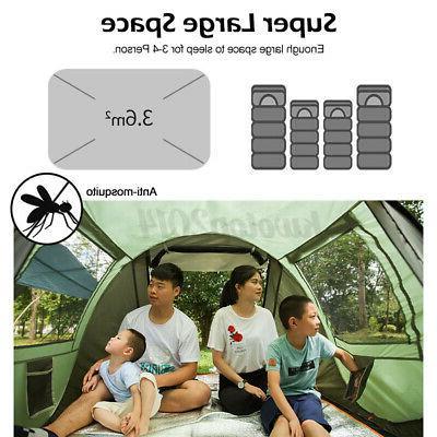 Quick-open Tent Outdoor Camping Field Tents Rainproof Easy Tent