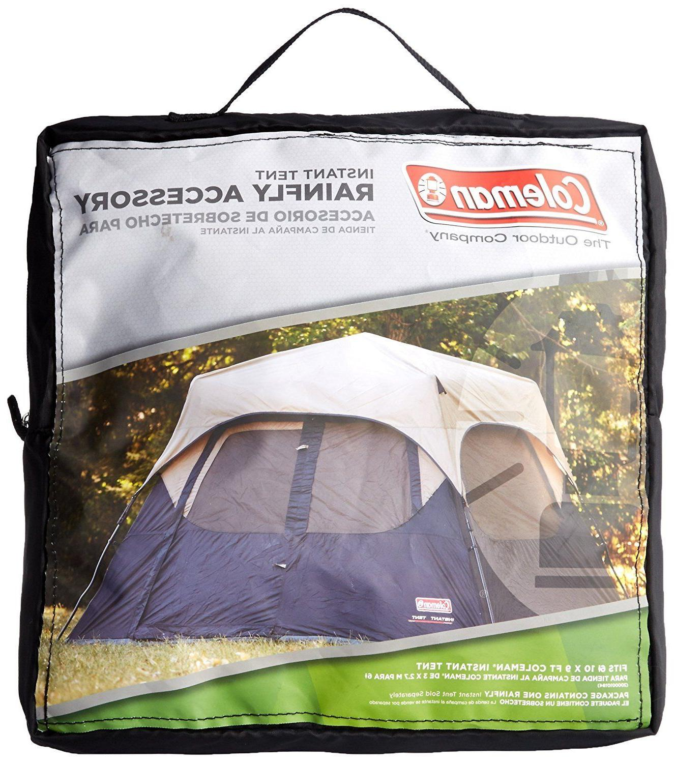 Rainfly Coleman 6-Person Tent Sleep Camping Outdoor