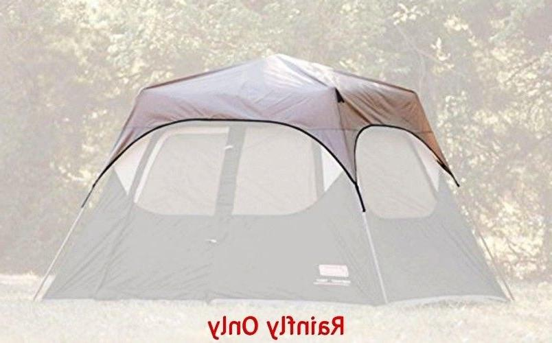rainfly accessory for 6 person instant tent