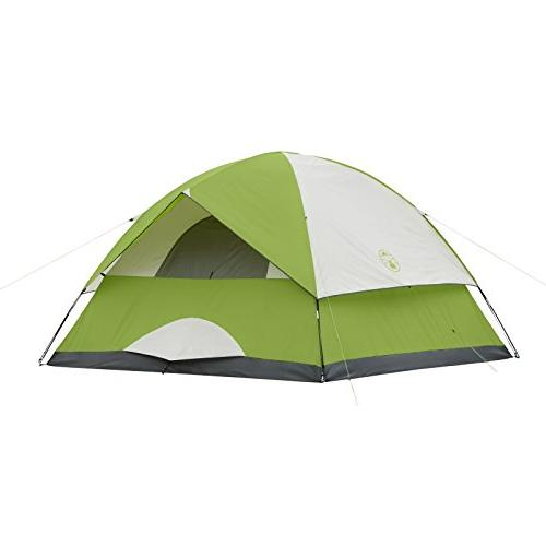 Coleman 6-Person for   Tent Easy