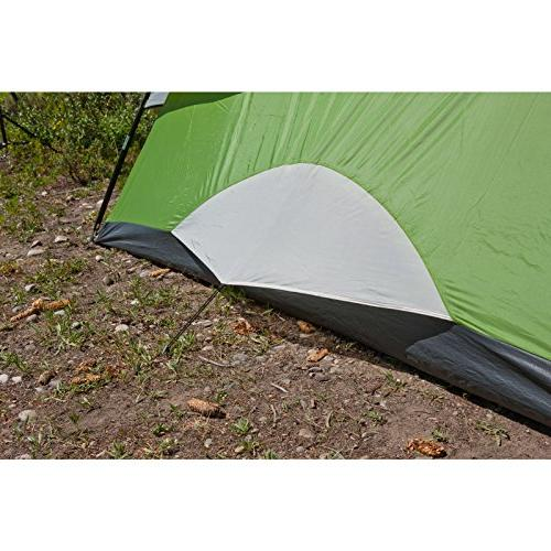 Coleman 6-Person Dome Tent for Camping Tent Easy