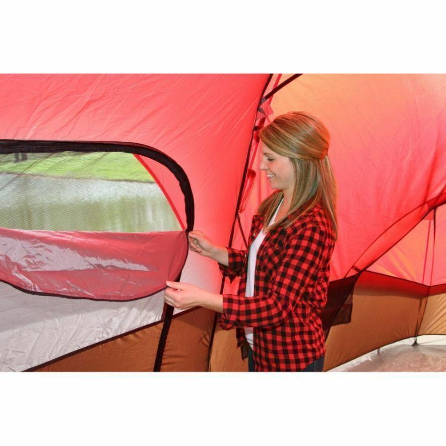Large Tent Camping Ozark Room 10 Waterproof