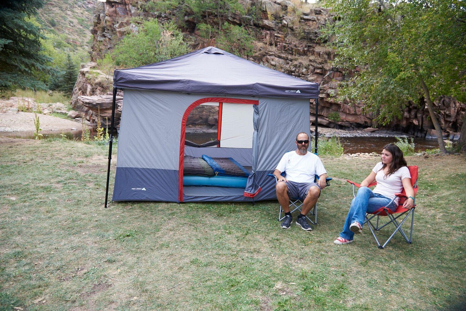 Tent Camping Instant Outdoor Family Shelter