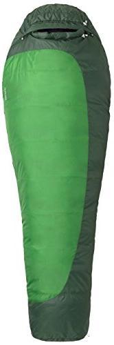 Marmot Trestles 30F Sleeping Bag Dark Grass / Greener Pastur