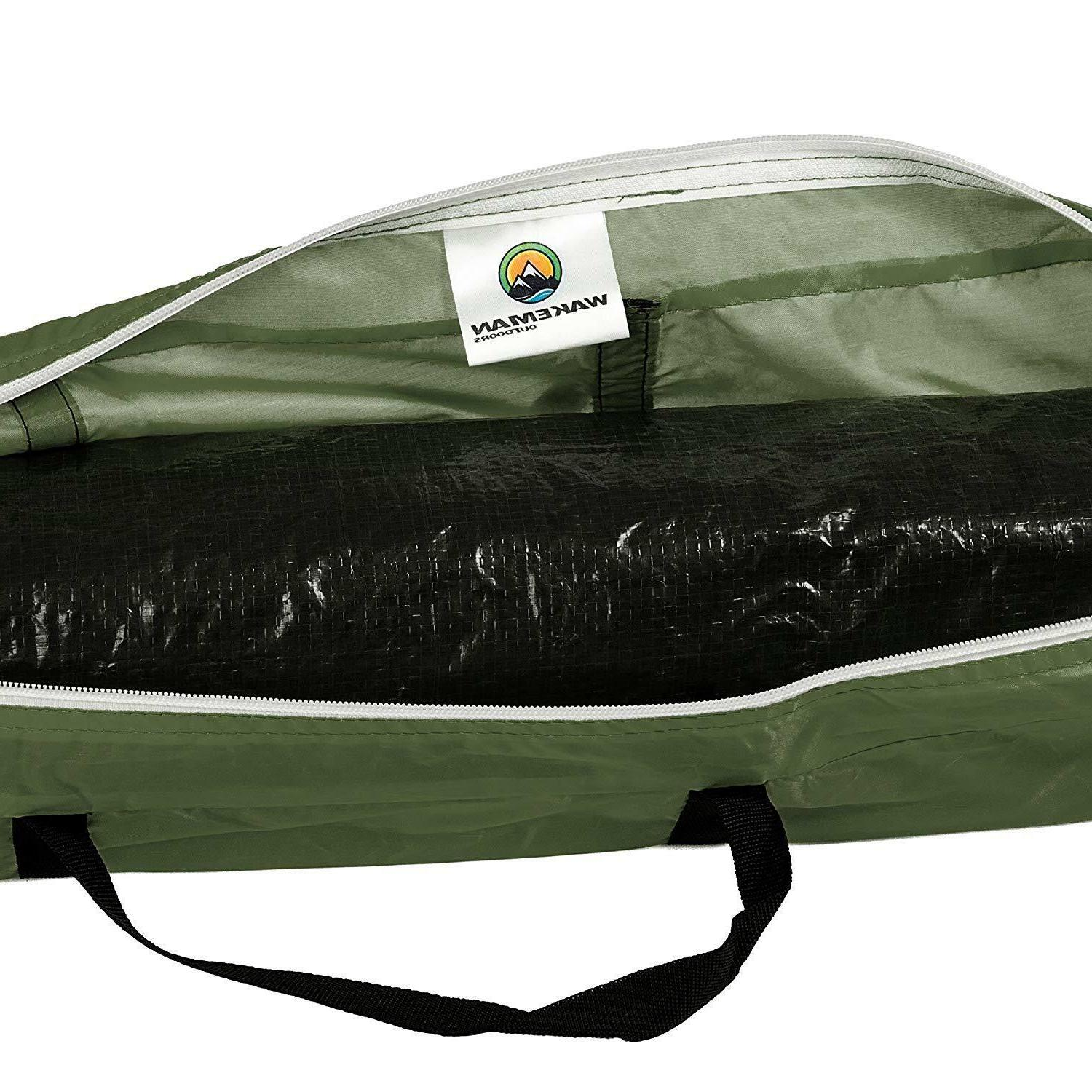 Happy Camper Person Tent by