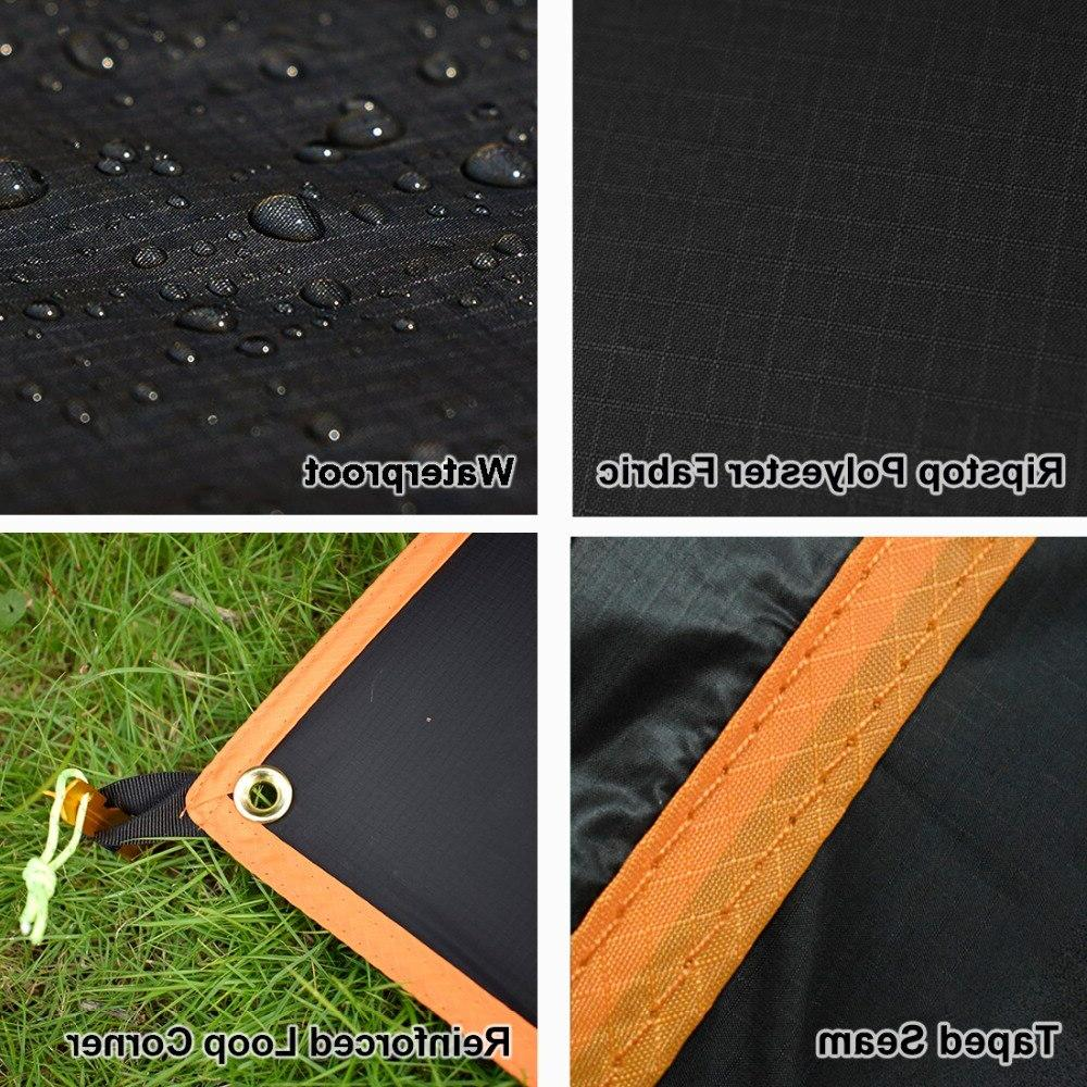 GeerTop Ultralight Waterproof Picnic Coating Sun Shelter <font><b>Tent</b></font>