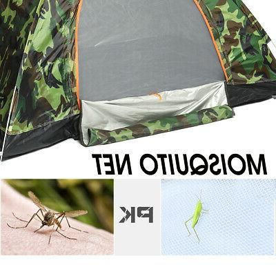 US 2-4 Camouflage Camping