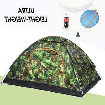 US 2-4 Person Camouflage Folding Waterproof