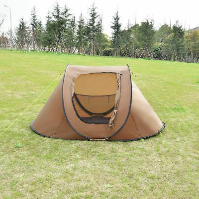 Waterproof Person Camping Tent Pop Up Quick