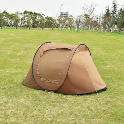 Waterproof Person Camping Tent Up Quick