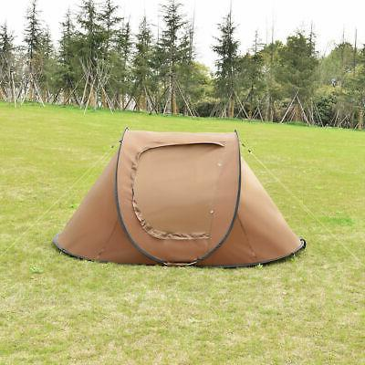 waterproof 2 3 person camping tent automatic