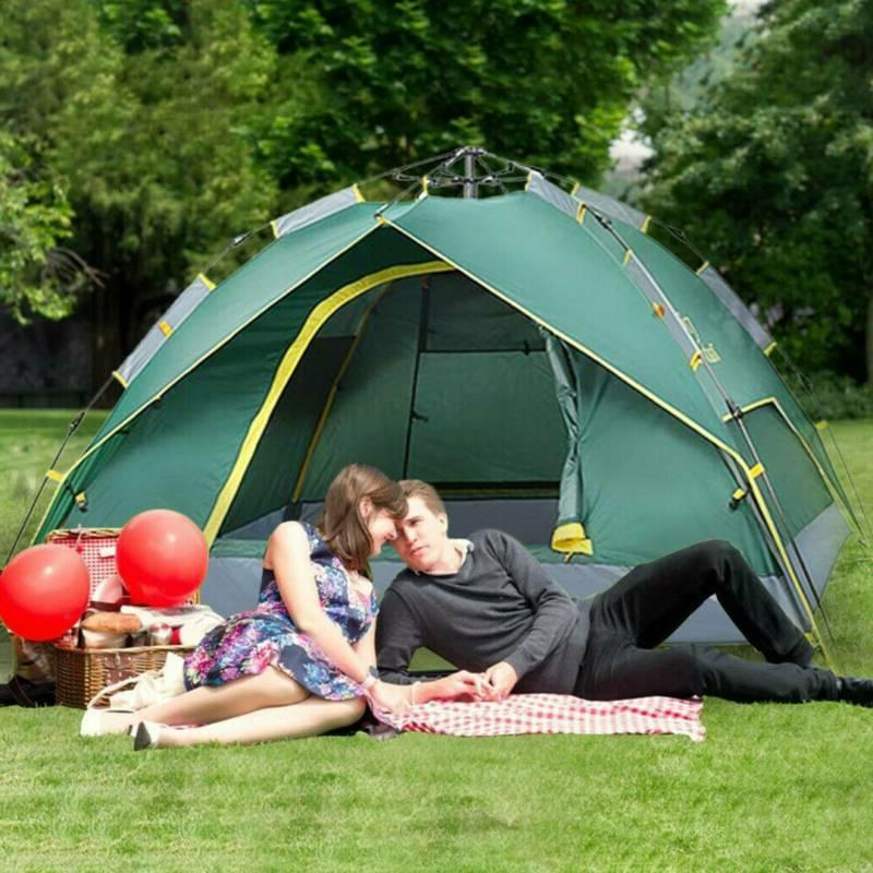 Waterproof Self Family Tent