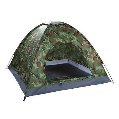 3-4 Person Outdoor Camping Waterproof Layer Tent 4 Season Hi