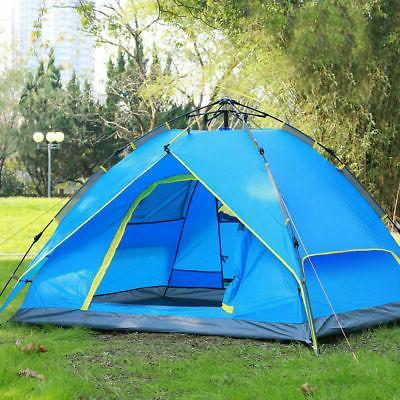 Waterproof Instant Pop Up Tent Green Hiking