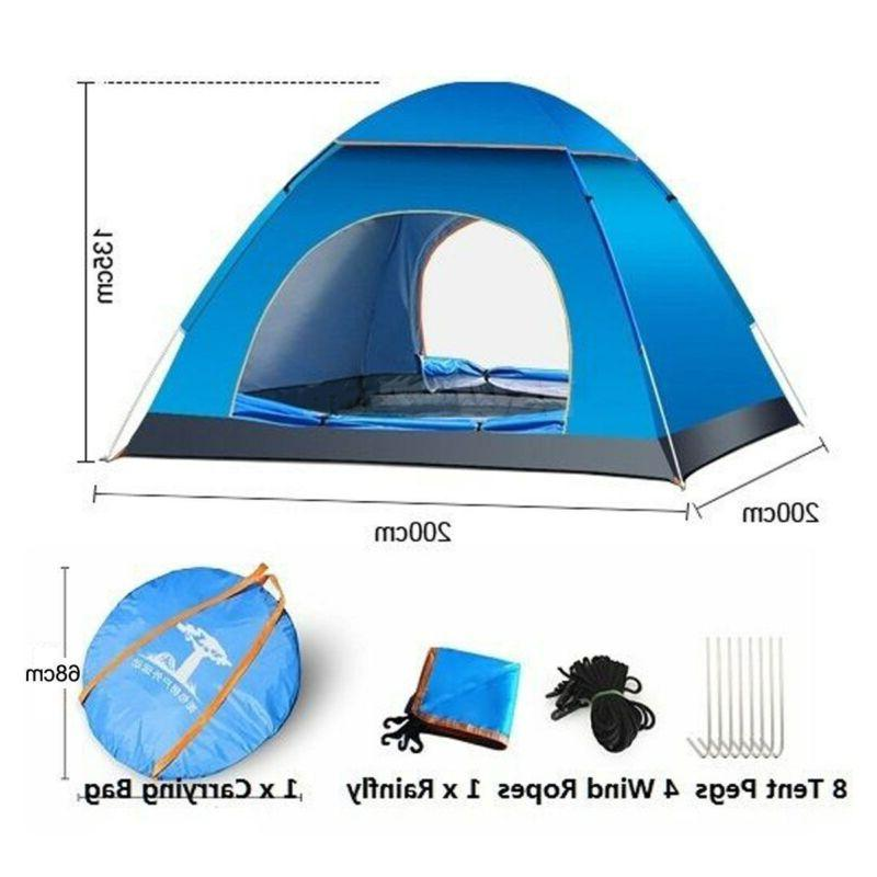 Waterproof Tent Quick Shelter Outdoor