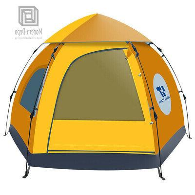 Waterproof People Instant Tent Hiking