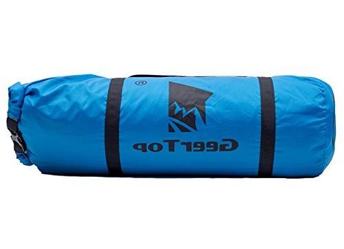 waterproof adjustable tent compression bag