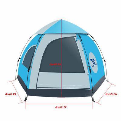 Waterproof People Outdoor Camping