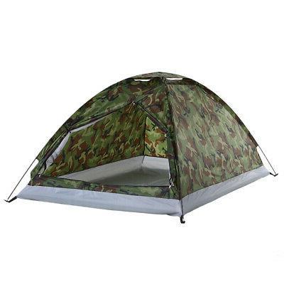 2-3 Person Outdoor Waterproof Season Tent