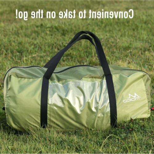 MoKo Waterproof Family Tent, 4 Season