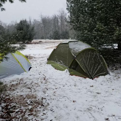 MoKo Tent, Person 4 Season Backpacking