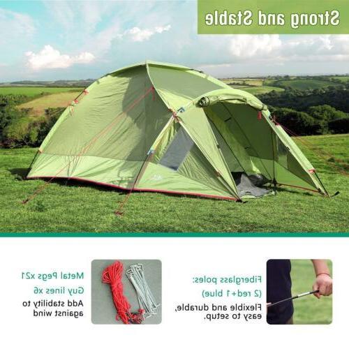 Tent, Season