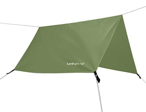 waterproof ripstop rain fly hammock