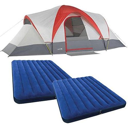 weatherbuster 9 person dome tent