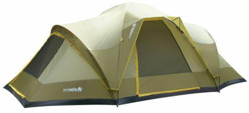 Gigatent Wolf Mountain Family 18x10 Great Tent!