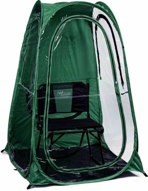 Under The Weather L Pod Sports Instant Easy Pop-up Tent Wide