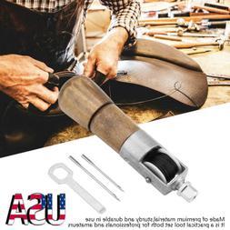 Leather Craft Automatic Lock Stitching Sewing Awl Tool Kit w
