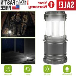 Led Camping Lantern Tent Lights Battery Operated Powered Lam