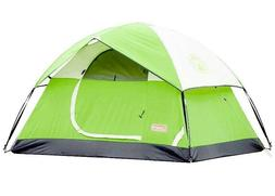 Lightweight Camping Backpacking 2-Person Tent - E-port, Weat