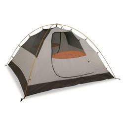ALPS Mountaineering Lynx 1 Person Tent Clay Rust With Alumin