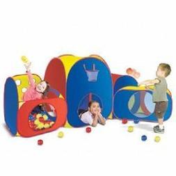Mega Fun Playhut with Balls Tent
