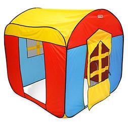 Playhut Mega House Play Tent, Blue