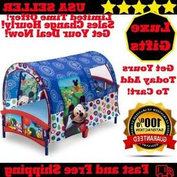 Mickey Mouse Plastic Toddler Bed with Tent Kid Bedroom Home  sc 1 st  tentsi & Mickey Mouse Tent Tents | Tentsi.com