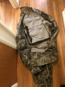 MILITARY LITEFIGHTER 1 SHELTER SYSTEM INDIVIDUAL ONE MAN COM